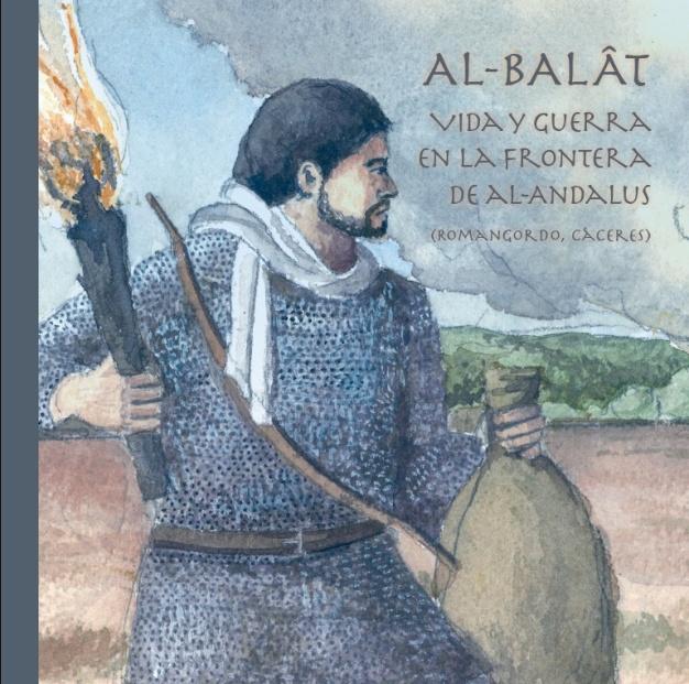 Portada del catálogo de piezas arqueológicas de la exposición sobre Albalat en la frontera de al-Ándalus