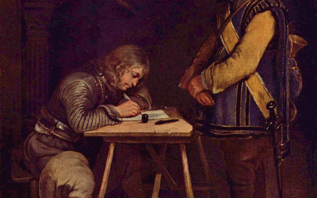 Espías y confidentes en la Guerra de Restauración portuguesa, por María José Rodríguez