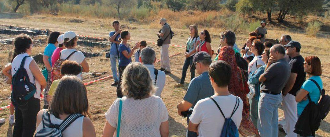 Viaje arqueológico a la Extremadura almorávide: Albalat (Romangordo, Cáceres)