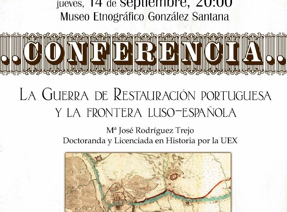 """María José Rodríguez interviene en la II edición de """"a Defesa das Portas"""" en Olivenza"""