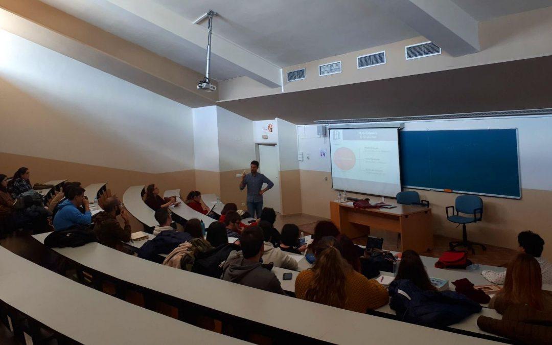 Guías-Historiadores, en la I Semana de Posgrado de la UEx