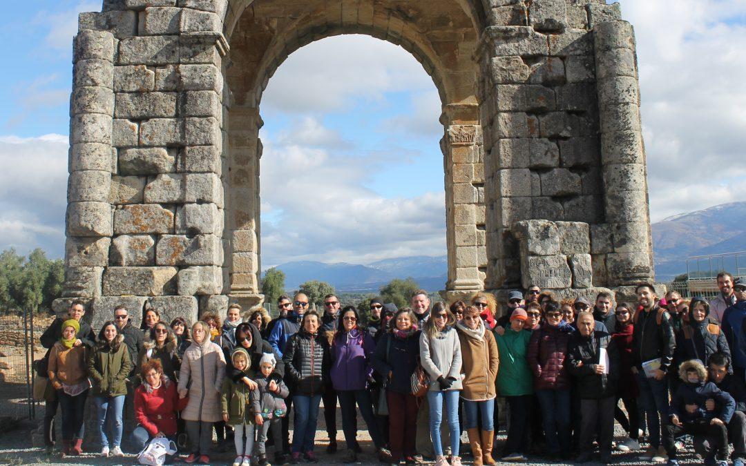 Viaje arqueológico a la Extremadura romana: Cáparra (Guijo de Granadilla – Oliva de Plasencia), 28 de octubre de 2018