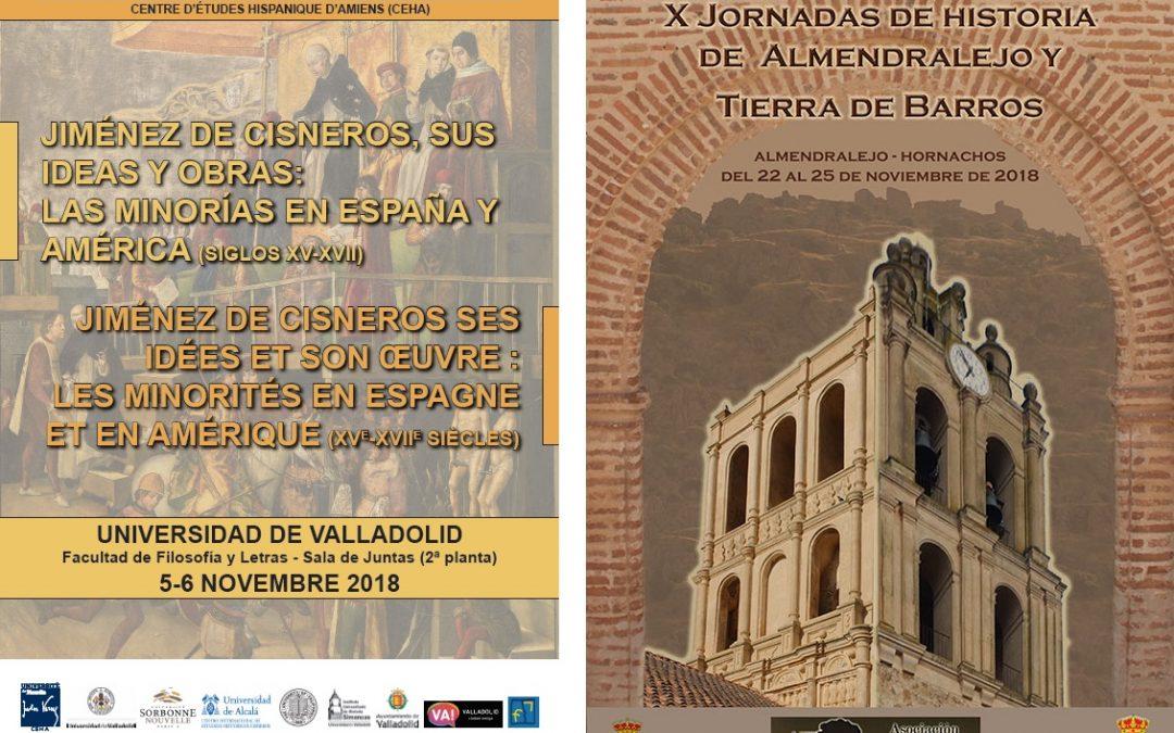 Particularidades y pervivencias islámicas en Extremadura, temática abordada por Juan Rebollo Bote en sus últimas comunicaciones