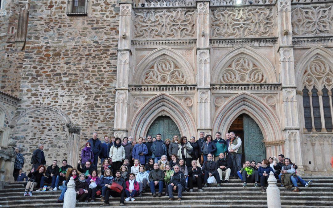 Viajando con la Sociedad Extremeña de Arqueología y Patrimonio (III): Guadalupe