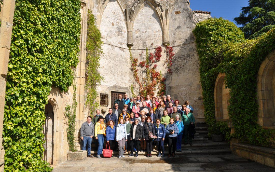 Viajando con la Sociedad Extremeña de Arqueología y Patrimonio (II): Trujillo