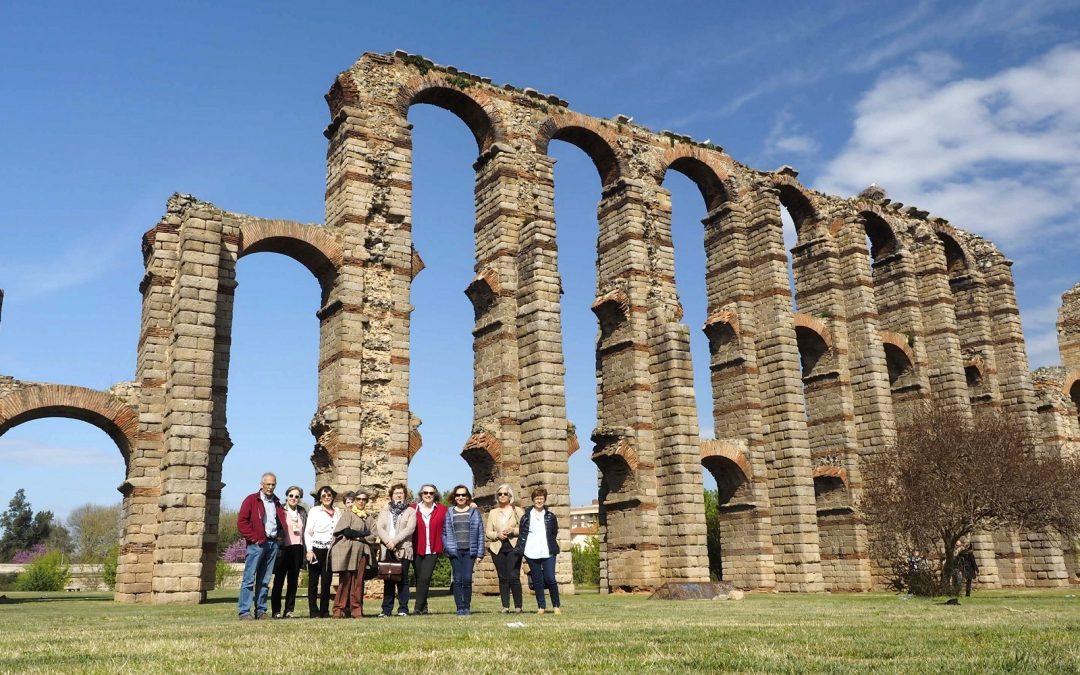 «Viaje con Historia» con la UNED Senior de Asturias