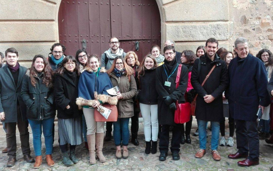 Colaboramos con el «II Encuentro Internacional Évora-Extremadura: Historia y Humanidades. Diálogos transfronterizos»