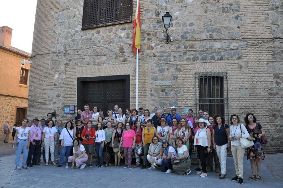 Viajando con la Sociedad Extremeña de Arqueología y Patrimonio (IV): Toledo