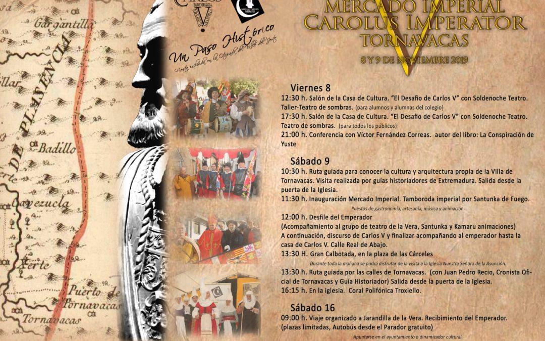 La estancia de Carlos V y un mercado imperial, en Tornavacas (Cáceres)