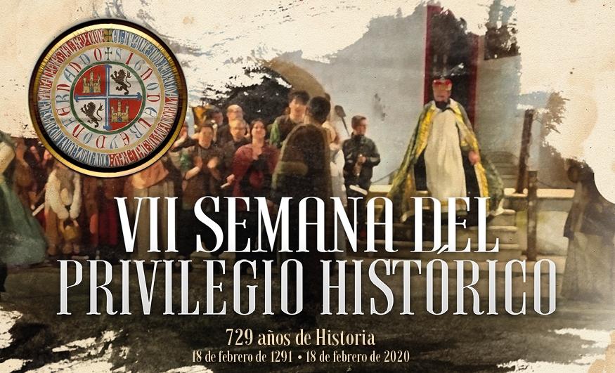 Juegos de guerra bajomedievales, en la VII Semana del Privilegio Histórico