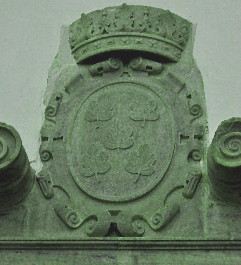 Escudo de los Suárez de Figueroa en Zafra