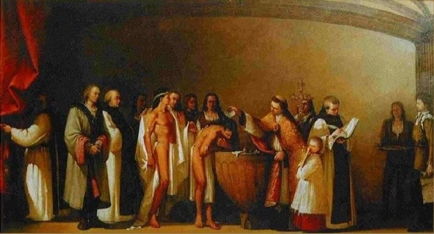 Extremadura y el Nuevo Mundo: un bautismo singular en Guadalupe