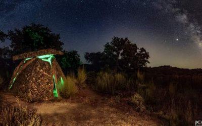 Taller de especialización en astronomía en el Tajo Internacional