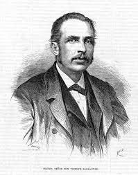Retrato de Vicente Barrantes