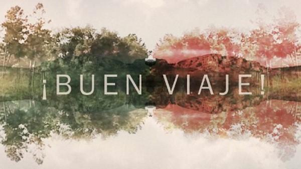 """Logotipo de """"¡Buen viaje"""", de Canal Extremadura TV"""