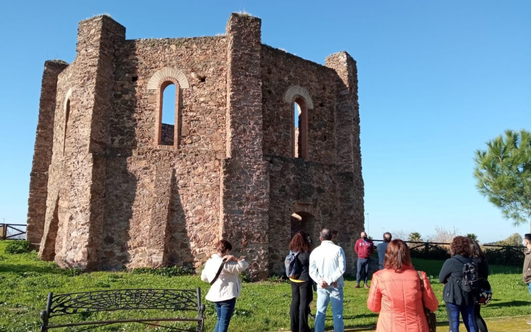 Guías-Historiadores, con las Rutas Turísticas Innovadoras de Cáceres