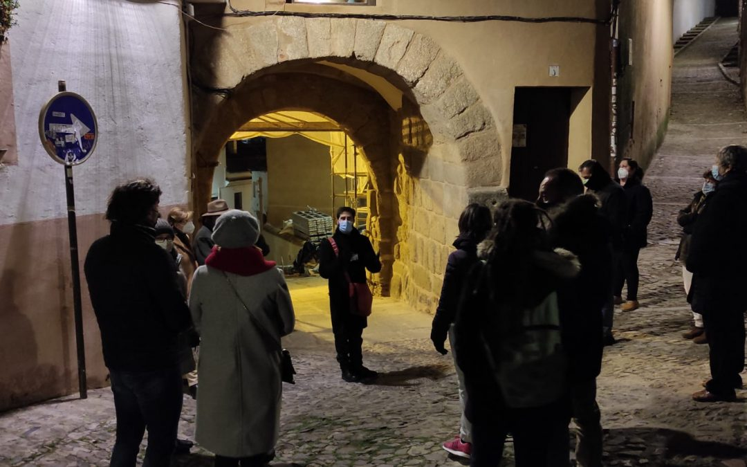 "Visita o ruta cultural sobre las leyendas de Cáceres, en ""Cáceres para cacereños"""