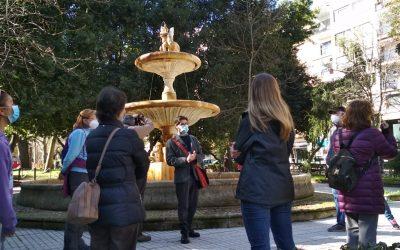 Fuentes, aljibes y lavaderos. Reseña del itinerario «Cáceres y el agua»
