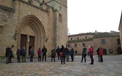 «El Cáceres que fue y ya no es». Arquitecturas y urbanismos en una ciudad milenaria