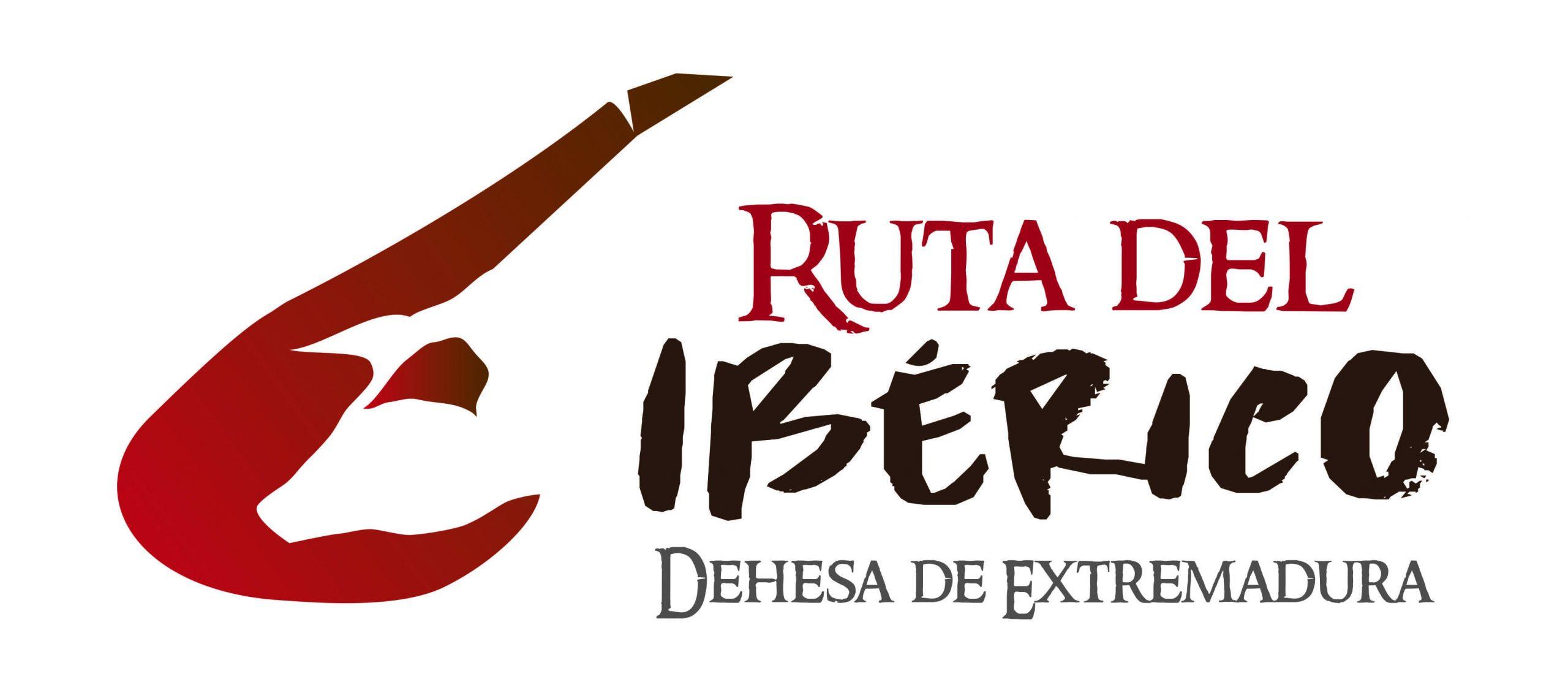 Logo Ruta del Ibérico de Extremadura